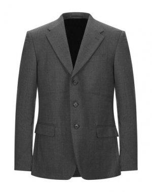 Пиджак ROŸ ROGER'S. Цвет: стальной серый