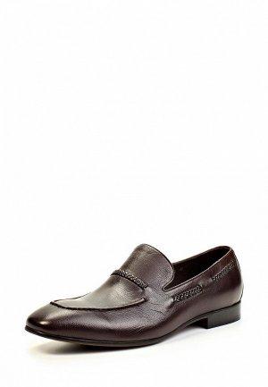 Туфли Alba AL066AMFJ554. Цвет: коричневый