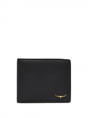Плоский бумажник R.M.Williams. Цвет: черный