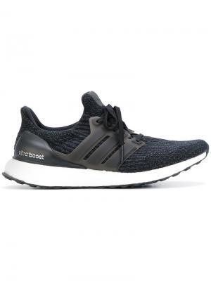 Кроссовки UltraBoost adidas. Цвет: черный