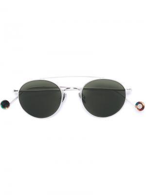 Солнцезащитные очки Bastille Ahlem. Цвет: золотистый