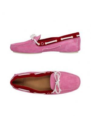 Мокасины ARFANGO. Цвет: пастельно-розовый