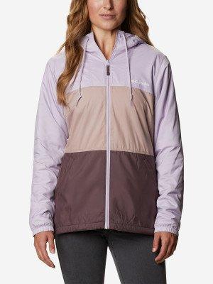 Куртка утепленная женская Mount Whitney™, размер 50 Columbia. Цвет: фиолетовый