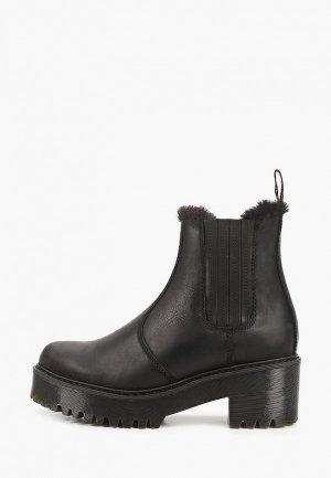 Ботильоны Dr. Martens Rometty FL-Chelsea Boot. Цвет: черный