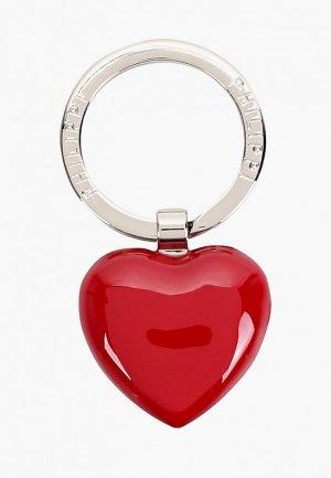 Брелок Philippi Sweetheart. Цвет: красный