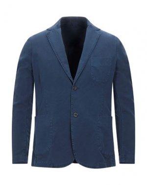 Пиджак AUTHENTIC ORIGINAL VINTAGE STYLE. Цвет: грифельно-синий