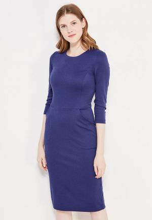 Платье Demurya Concept. Цвет: синий