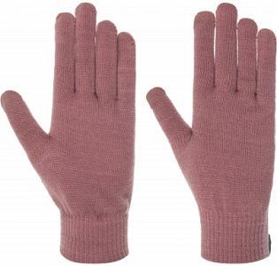 Перчатки , размер 7 Outventure. Цвет: фиолетовый