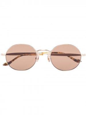 Солнцезащитные очки Terminator VS2 Matsuda. Цвет: золотистый