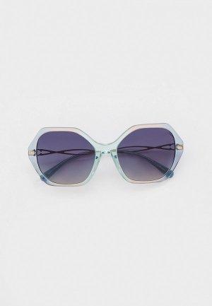 Очки солнцезащитные Coach HC8315 56424L. Цвет: зеленый