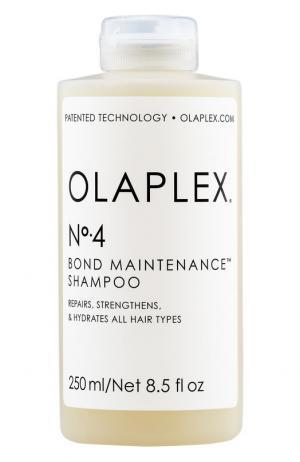 Шампунь для волос No.4 Bond Maintenance Olaplex. Цвет: бесцветный