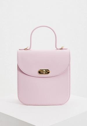 Сумка Coccinelle GREEZ. Цвет: розовый