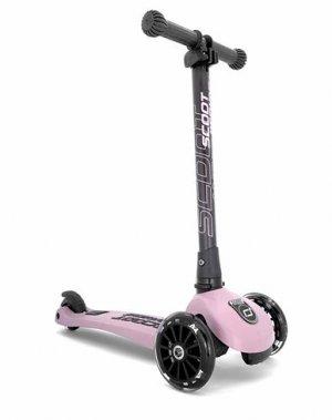 Самокаты и скейтборды SCOOT & RIDE. Цвет: розовый