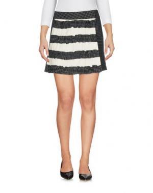Повседневные шорты ANNA K. Цвет: стальной серый