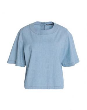 Джинсовая рубашка J BRAND. Цвет: синий