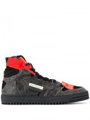 Off-court 3.0 sneakers Off-White. Цвет: черный