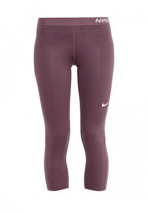 Капри Nike NP CL CAPRI. Цвет: фиолетовый