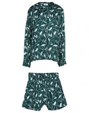 Пижама FEMILET. Цвет: цвет морской волны