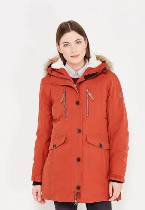 Парка Five Seasons ROSALYNNE JKT W. Цвет: оранжевый