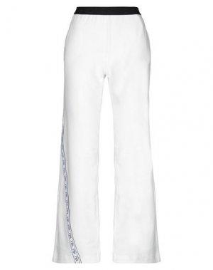 Повседневные брюки I'M ISOLA MARRAS. Цвет: белый