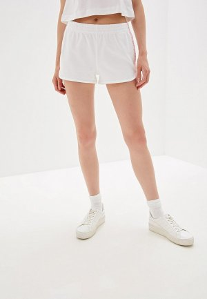 Шорты Calvin Klein Jeans. Цвет: белый