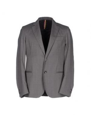 Пиджак L(!)W BRAND. Цвет: серый