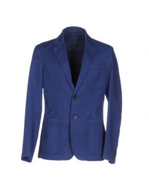 Пиджак DEPARTMENT 5. Цвет: синий