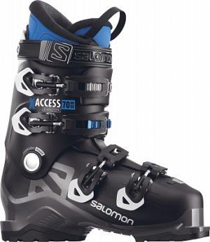 Ботинки горнолыжные X Access 70, размер 42,5 Salomon. Цвет: черный