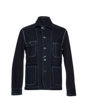 Пиджак FRENCH CONNECTION. Цвет: темно-синий
