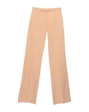 Повседневные брюки COAST WEBER & AHAUS. Цвет: верблюжий