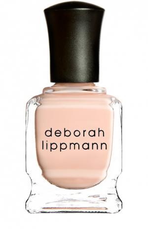 База для ногтей All about That Base Deborah Lippmann. Цвет: бесцветный
