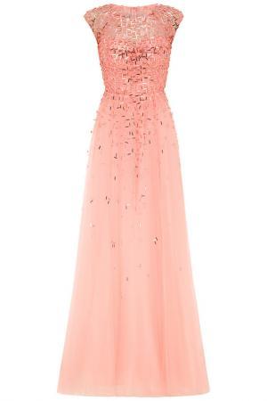 Платье DYNASTY SPIRIT. Цвет: розовый