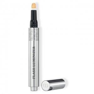 Кисточка-консилер Flash Luminizer, 520 Жемчужное золото Dior. Цвет: бесцветный