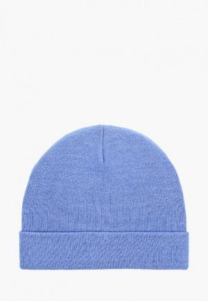 Шапка Tom Tailor Denim. Цвет: синий