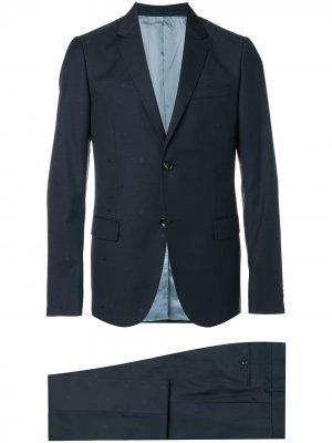Вечерний костюм Gucci. Цвет: синий