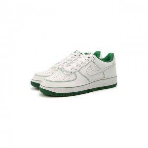 Кроссовки Air Nike. Цвет: белый