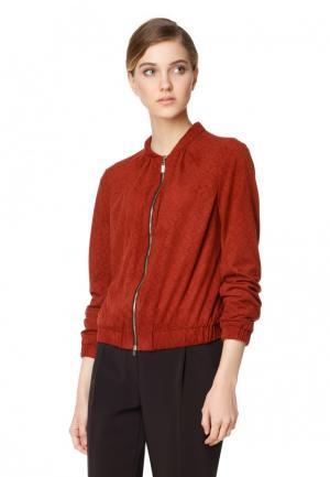 Куртка Pompa. Цвет: красный