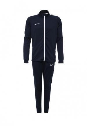 Костюм спортивный Nike Mens Dry Academy Football Tracksuit. Цвет: синий