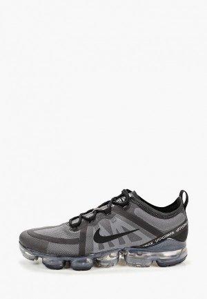 Кроссовки Nike AIR VAPORMAX 2019 SHOE. Цвет: серый