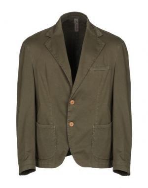 Пиджак TWENTY-ONE. Цвет: зеленый-милитари