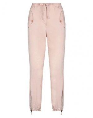 Повседневные брюки AIGLE. Цвет: светло-розовый