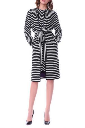 Пальто Isabel Garcia. Цвет: black white