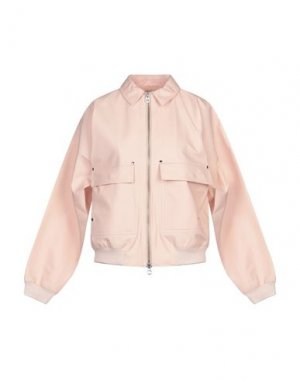 Куртка STUTTERHEIM. Цвет: розовый
