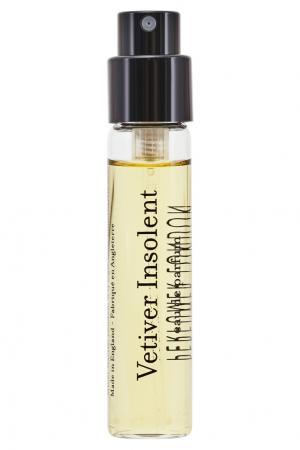 Парфюмерная вода Vetiver Insolent, 9 ml Miller Harris. Цвет: без цвета