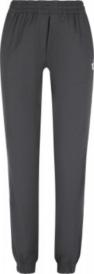 Брюки женские , размер 48 FILA. Цвет: серый