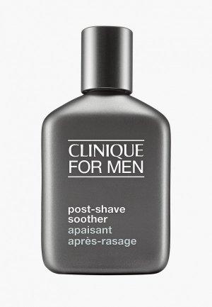 Лосьон после бритья Clinique Post-Shave Soother. Цвет: белый