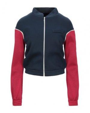 Куртка FRANCESCA PICCINI. Цвет: темно-синий