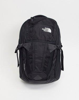 Черный рюкзак Recon-Черный цвет The North Face