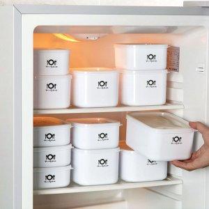 Коробка для свежих продуктов в микроволновой печи 1шт SHEIN. Цвет: белые