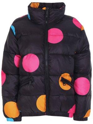 Утепленная куртка с принтом FRONT STREET8